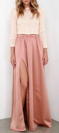 Blushing Pink (Pinterest)